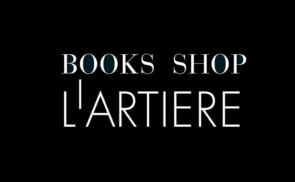 L'Artiere Bookshop in Arles