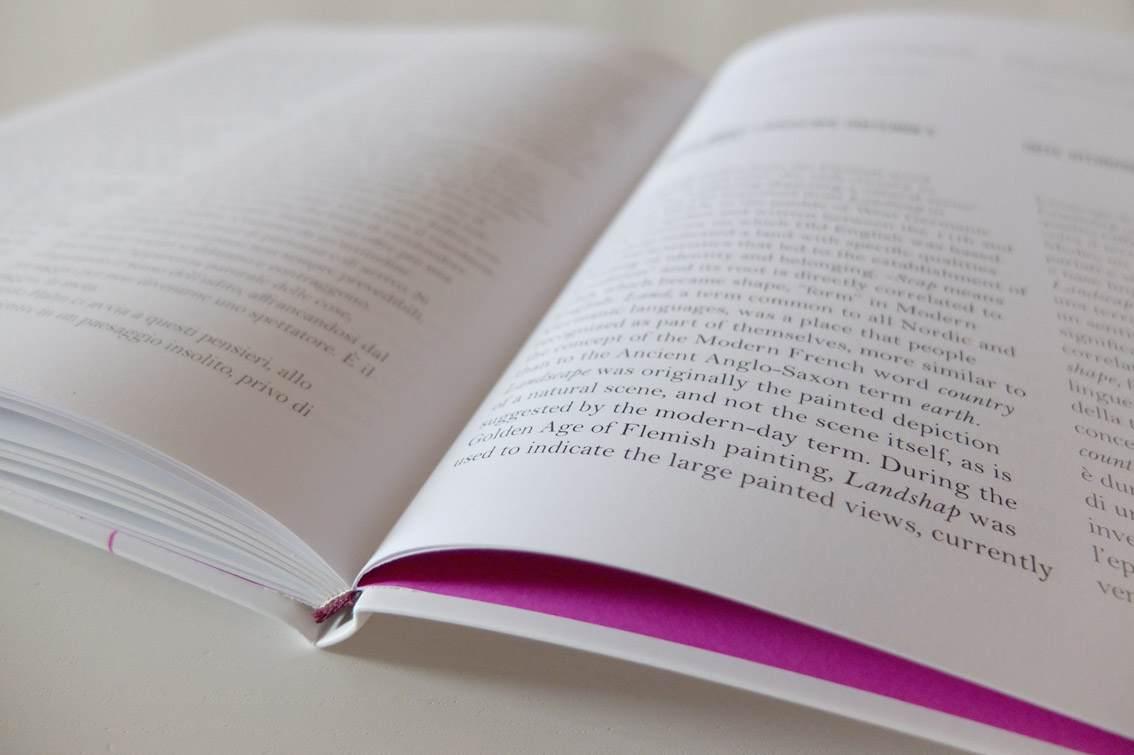 Edoardo Hahn «Landscape Materials» Booksigning – Urbanautica by L'Artiere