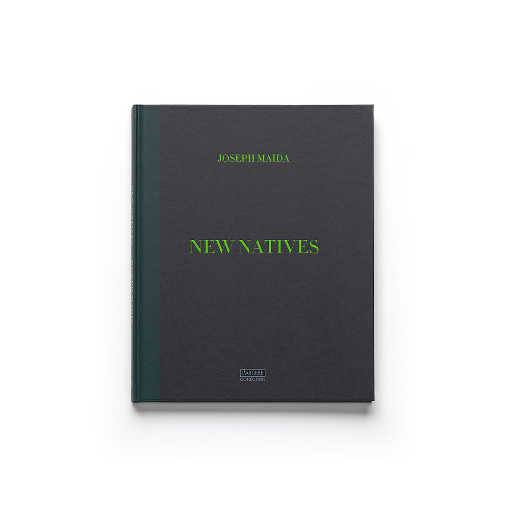 Printing Joseph Maida's New Book « New Natives »