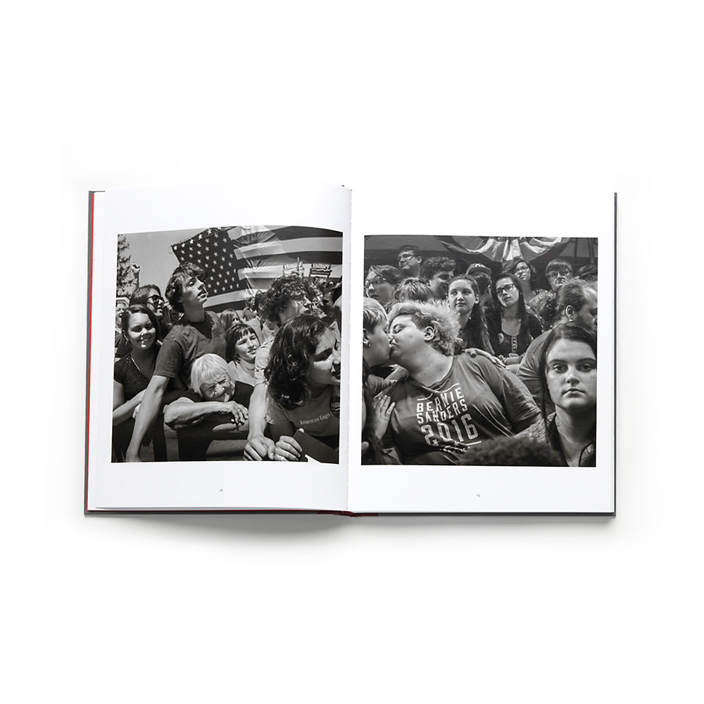 "Larry Fink ""The Polarities""; Curated by laura Serani; Design by Gianni Giulianelli; L'Artiere Publishing"