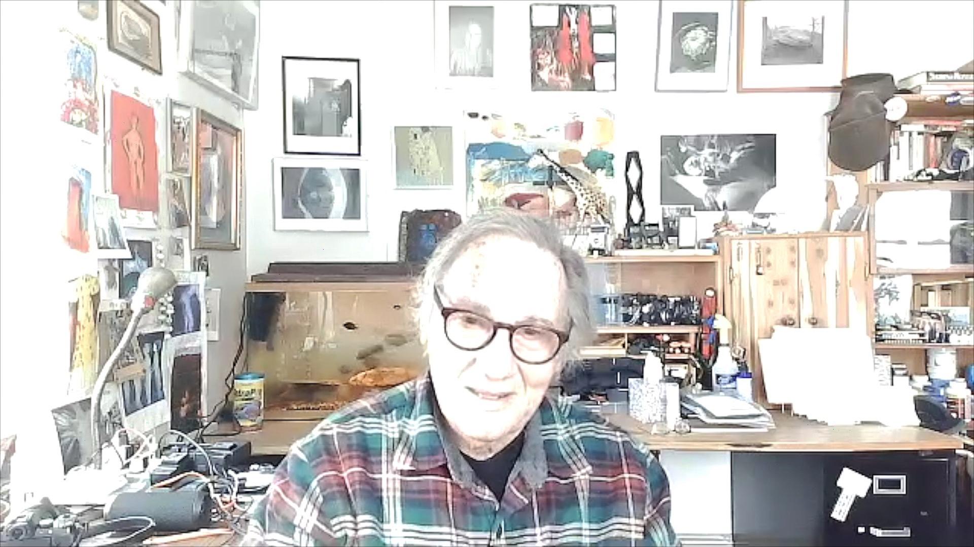 L'ARTIERE TALKS- Larry Fink in conversation with Barbara Tannenbaum